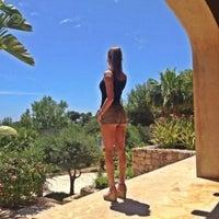 Photo taken at Ibiza Gran Hotel by Natalia K. on 6/11/2013