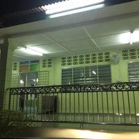 Photo taken at Masjid Sungai Batu by Apek on 12/4/2016