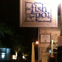 Photo taken at Fishpot by Phil D. on 3/9/2013