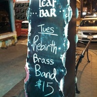 Photo taken at Maple Leaf Bar by Trent D. on 1/23/2013