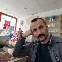 Photo taken at Eczane Tuba by Aydın Ş. on 2/4/2018