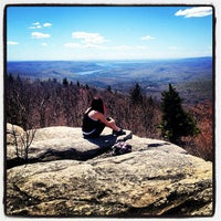 Photo taken at Hadley Mtn Firetower by Jackie L. on 5/4/2013