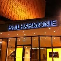 Das Foto wurde bei Philharmonie von Gustavo L. am 11/12/2012 aufgenommen