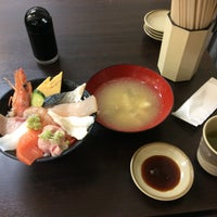 Photo taken at 海鮮丼 いちば by 快速 新. on 5/1/2017