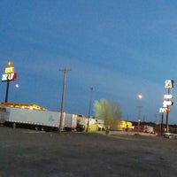 Photo taken at TravelCenters of America by Trucker4Harvick . on 2/23/2014