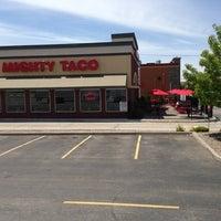 Photo taken at Mighty Taco by Trucker4Harvick . on 5/27/2013