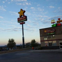 Photo taken at Carl's Jr. by Trucker4Harvick . on 11/13/2015