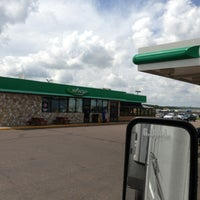 Photo taken at BP by Trucker4Harvick . on 6/11/2013
