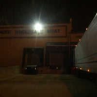 Photo taken at Pioneer Wholesale Meat by Trucker4Harvick . on 12/31/2012