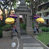 Photo taken at Grand Hyatt Bali by Anna D. on 6/29/2015