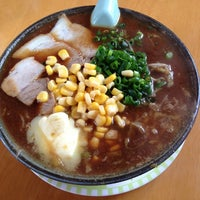 Photo taken at ラーメンマリモ by June F. on 3/23/2013
