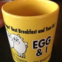 Foto scattata a Egg & I da David T. il 11/30/2012