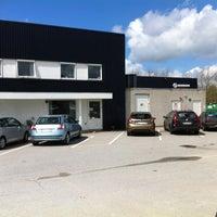 Photo taken at Berendsen Vaskeservice by Sjoerd J. on 5/14/2013