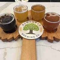 Photo taken at Elmhurst Brewing Company by Brady D. on 3/7/2018