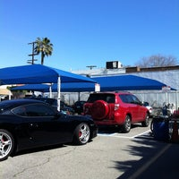 Photo taken at Melrose Strip Auto Detailing by Aileen L. on 2/25/2013