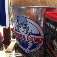 Photo taken at Bubba Gump Shrimp Co. by Aileen L. on 4/4/2013