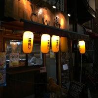 Photo taken at やきとん酒場 とん吉 by Yukinori I. on 9/27/2014