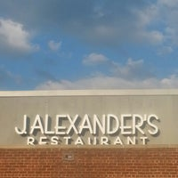 Photo taken at J. Alexander's Restaurant by Will T. on 7/10/2013