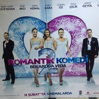 Photo taken at Konak Sineması by Semih Ö. on 2/20/2013