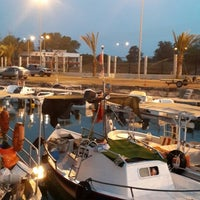Photo taken at Port of Famagusta by Pinar O. on 7/12/2013