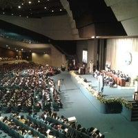 Photo taken at Philippine International Convention Center by Junie B. on 2/16/2013