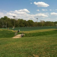 Photo taken at South Run Park by dave h. on 5/4/2014