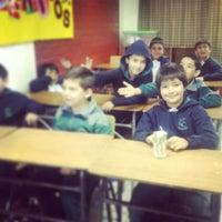 Photo taken at Colegio Centenario by Fernando F. on 3/5/2014