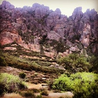 Photo taken at Pinnacles National Park by Edward H. on 5/7/2013