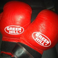 Photo taken at International Boxing Center by Roma R. on 2/26/2013