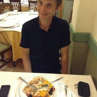 Photo taken at Ristorante Regina Elena by Andrey S. on 6/17/2013