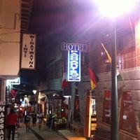 Foto tomada en Hotel Pachakutec por Garrat G. el 4/27/2013