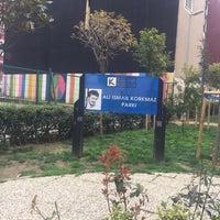 Das Foto wurde bei Ali İsmail Korkmaz Parkı von Hatice N. am 3/19/2017 aufgenommen