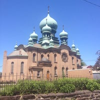 Photo taken at St. Theodosius by Kelly H. on 5/24/2014