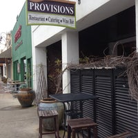 Photo taken at Provisions by Mike P. on 3/7/2014