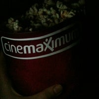 2/19/2013 tarihinde Selin H.ziyaretçi tarafından Cinemaximum'de çekilen fotoğraf