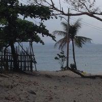 Photo taken at Marine Base Ternate Beach Resort by John Ryan D. on 4/11/2014