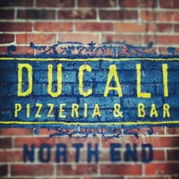 Photo taken at Ducali Pizzeria & Bar by Justin L. on 10/6/2012