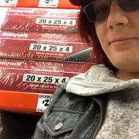 Photo taken at The Home Depot by Nori on 1/4/2017