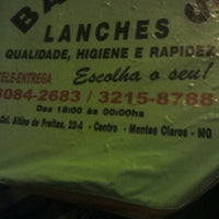 Photo taken at Baiano's Lanches by Will R. on 4/9/2013