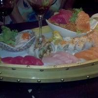 Photo taken at Bluefin Sushi & Thai Grill by Jon K. on 7/8/2012