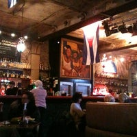 Photo taken at The Cuban by India P. on 3/25/2013
