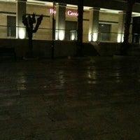 Photo taken at Saint Titos Square by Ilias M. on 3/24/2013