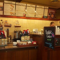 Photo taken at Caribou Coffee by Michael E. on 2/18/2013