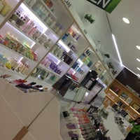 Photo taken at faceshop by Kawthar Al K. on 5/20/2014