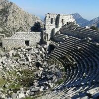 3/24/2013 tarihinde Mustafa H.ziyaretçi tarafından Termessos'de çekilen fotoğraf