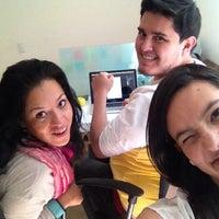 Photo taken at Comunidad Talk Mexico by Andrea E. on 4/16/2014