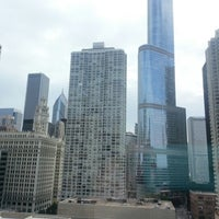 Photo taken at Homewood Suites by Hilton Chicago-Downtown by Caron C. on 9/20/2012