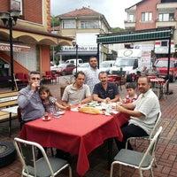 Photo taken at Sohbet Çay Evi by Serhat D. on 8/31/2013