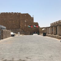 Photo taken at Karak Castle قلعة الكرك by Paco P. on 8/9/2017