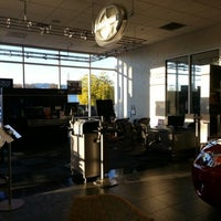 Photo taken at Frontier Toyota by Kryza B. on 12/20/2012
